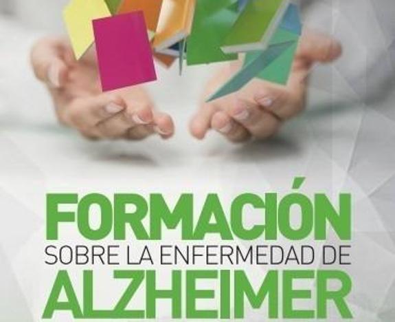 La Casa de la Cultura de Caravaca acoge una jornada de formación para familiares y cuidadores de personas con Alzheimer