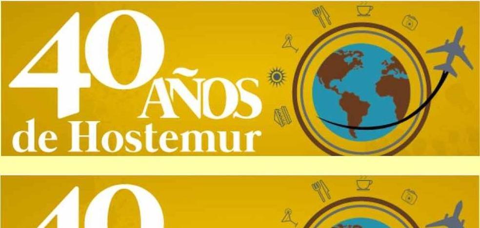 Hostemur celebra en Caravaca su 40 aniversario y la Fiesta de la Hostelería y el Turismo de la Región de Murcia