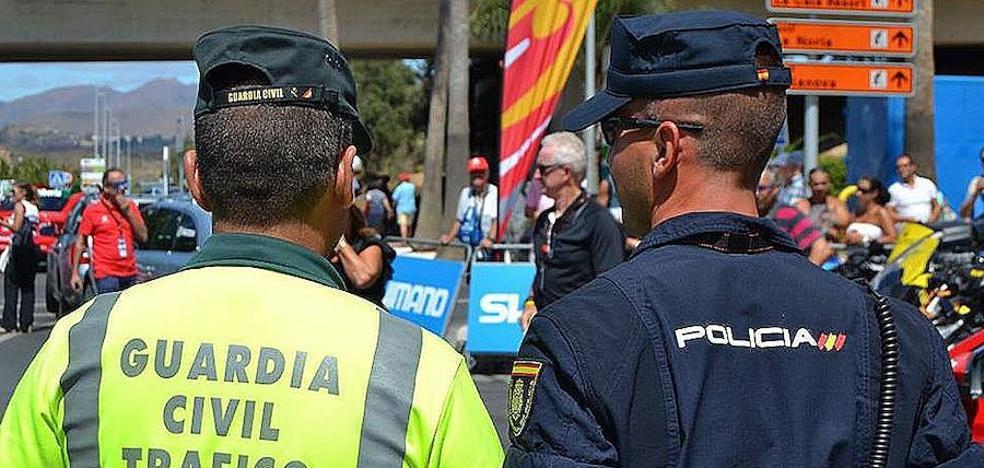 Ciudadanos presenta una moción en defensa de la equiparación de sueldos de la Guardia civil y Policía Nacional con el resto de cuerpos de seguridad