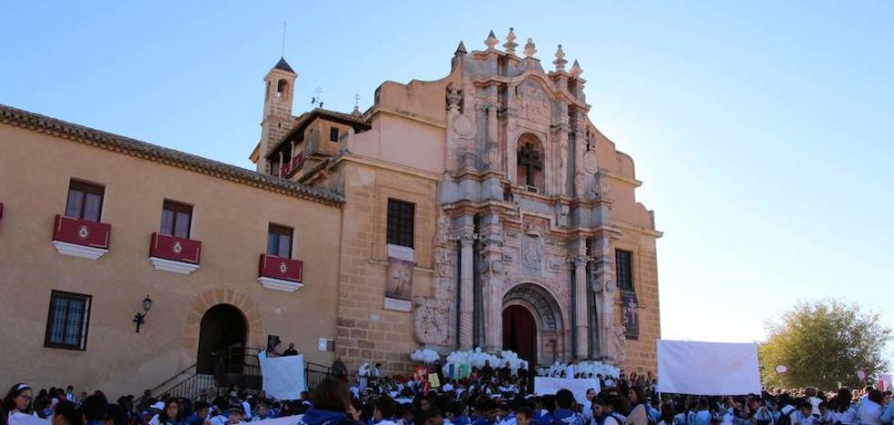 Caravaca de la Cruz, sede de la Fiesta de la Luz en su Año Jubilar
