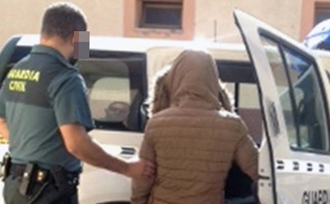 Dos detenidos por el asalto a varias viviendas en pedanías de Caravaca