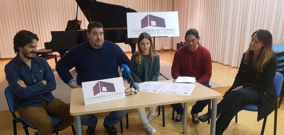 El Conservatorio de Caravaca celebra Santa Cecilia con un ciclo de conciertos