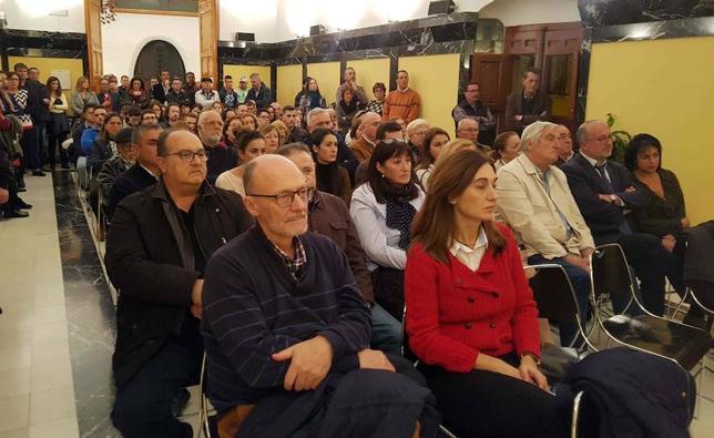 El Pleno acuerda nombrar 'Hijo Predilecto' a Antonio García Martínez-Reina