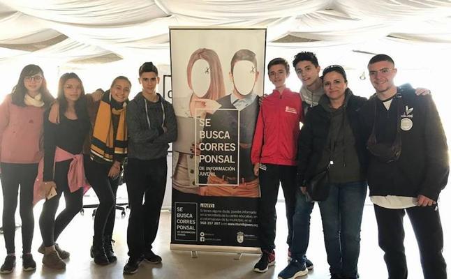 La Concejalía de Juventud participa en el encuentro de formación del programa 'Corresponsales Juveniles 2017/18'