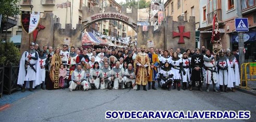 Templarios y peregrinos