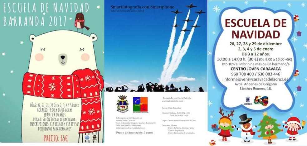 Juventud oferta actividades con alternativas de ocio y tiempo libre para las vacaciones Navidad