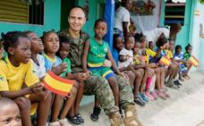 """Pascual Soria: """"Participamos en tareas humanitarias mejorando las condiciones de vida en varios colegios y orfanatos"""""""