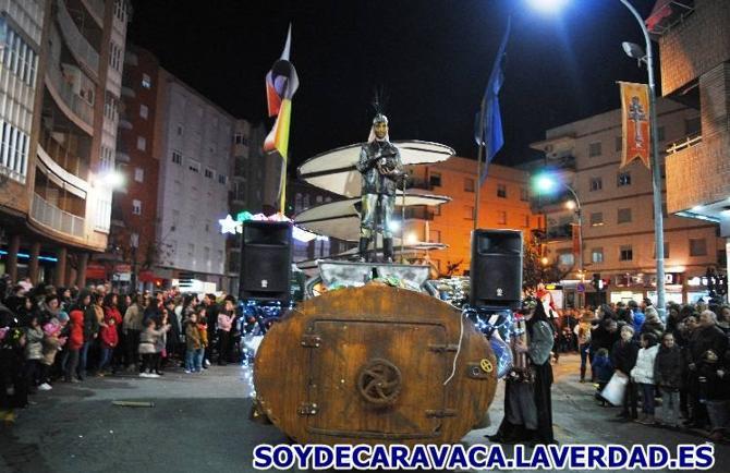 CABALGATA DE REYES 2018 I