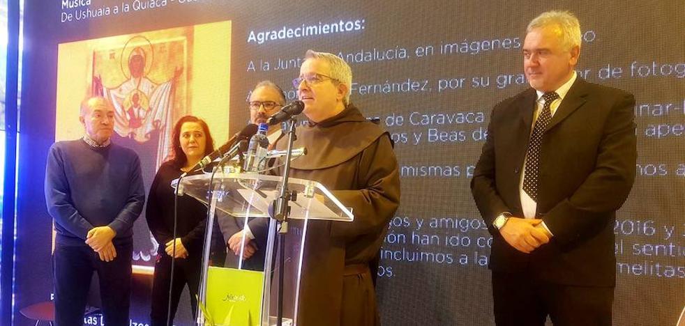 FITUR acoge la presentación del Camino de San Juan de la Cruz, que une Caravaca y Beas, pasando por la Sierra de Segura