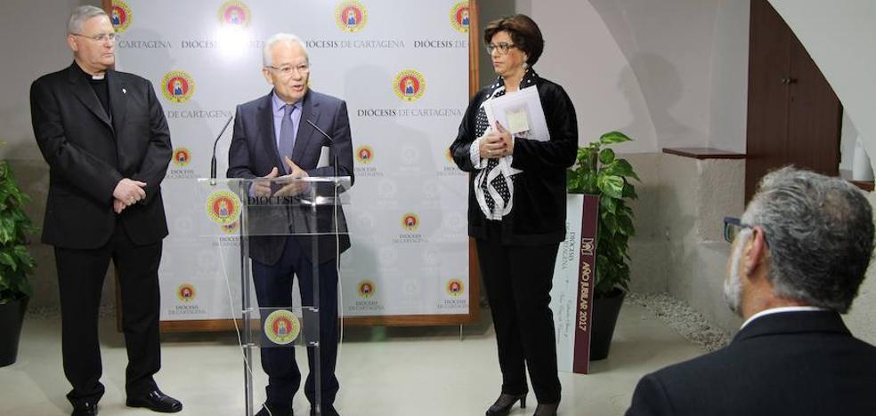 Proyecto Hombre ampliará sus actividades en Caravaca con la limosna jubilar de la Vera Cruz