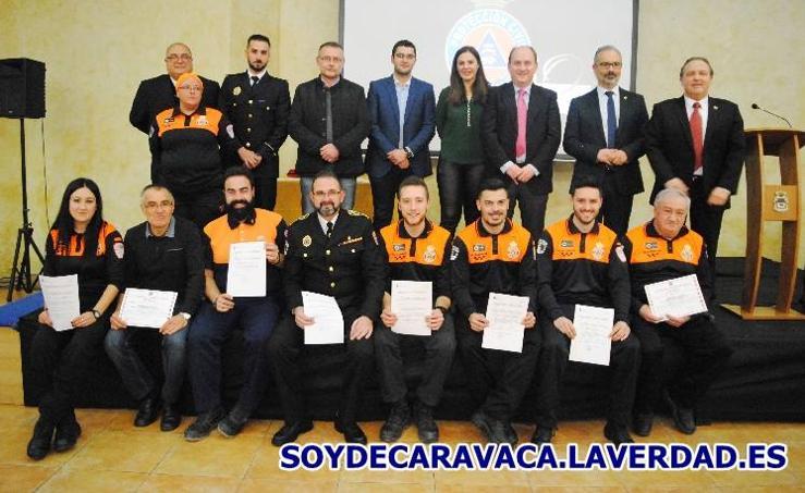 XXX ANIVERSARIO DE PROTECCIÓN CIVIL