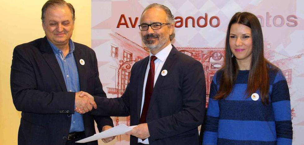 El Ayuntamiento de Caravaca y Amusal colaboran en el fomento del empleo y la economía social