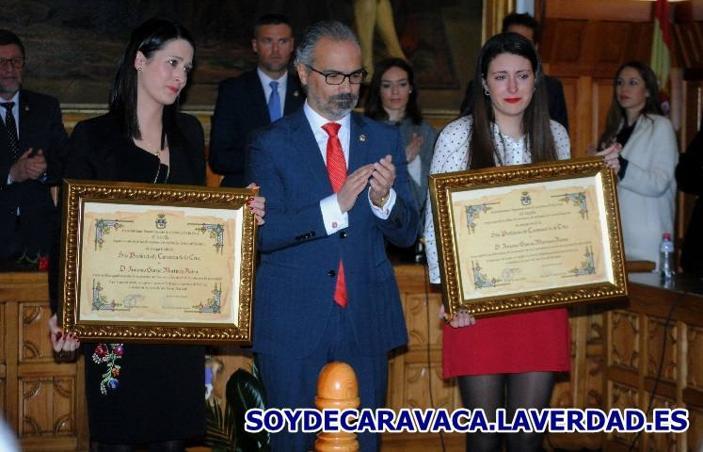 Nombramiento Hijo Predilecto Antonio García Martínez-Reina