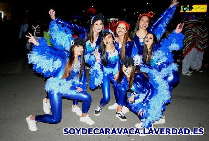 CARNAVAL CARAVACA 2018