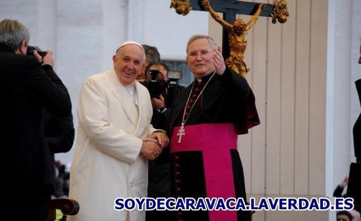 PEREGRINACIÓN A ROMA 8 Audiencia General con el Papa