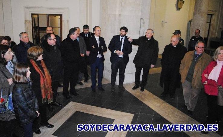 PEREGRINACIÓN A ROMA 2 Visita a la Embajada de España