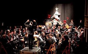 El Auditorio regional recibe este domingo a las bandas de Caravaca de la Cruz y Alcantarilla