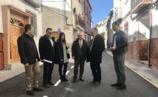 Destinan 218.000 euros para mejorar el asfalto de varias vías en Caravaca