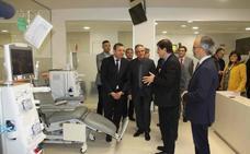 Caravaca cuenta con un nuevo centro de hemodiálisis, en el que reciben tratamiento medio centenar de pacientes