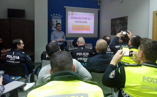 La Policía Local de Caravaca participa en una jornada formativa en materia de terrorismo yihadista