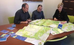 La Comunidad edita una colección de mapas de los espacios protegidos de la Red Natura 2000 de la Comarca del Noroeste