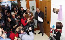 El Centro Comarcal de Adultos del Noroeste dedica un aula a la memoria de Antonio García-Martínez Reina