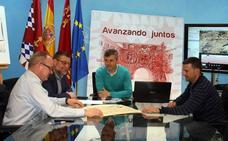 Caravaca y Vélez Blanco trabajan en la puesta en valor del 'Camino de los Vélez'