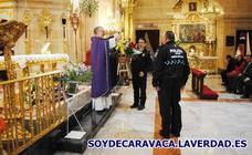 La Policía Local celebra en la basílica de la Vera Cruz la festividad de San Patricio