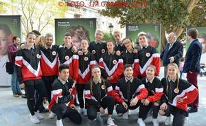 El grupo murciano Majesty Wolf participará en la semifinal de 'Got Talent'