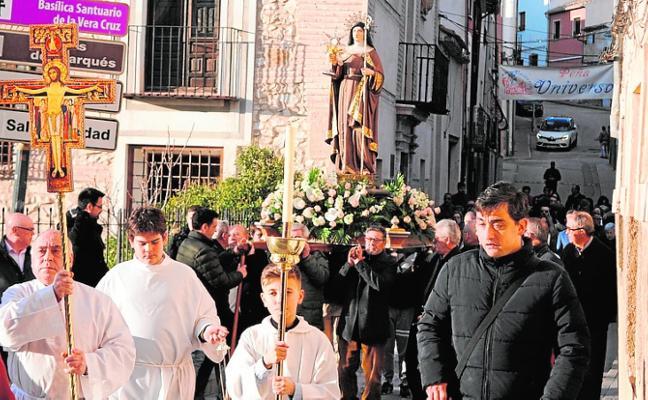 Tercer centenario del monasterio de Santa Clara