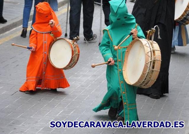 Fiesta del Tambor - Jueves Santo Moratalla 2018 - 1