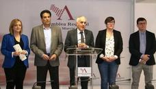 El PSOE reclama que se incluya en el Plan Extraordinario de Inversiones en Carreteras del Estado la construcción de la autovía del Norte