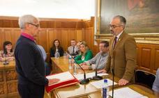 Jesús Sánchez García toma posesión como concejal del Grupo Municipal Socialista del Ayuntamiento de Caravaca