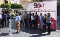 Unos 2000 atletas participarán en la II '90K Camino de la Cruz' que se celebrará el 6 de octubre