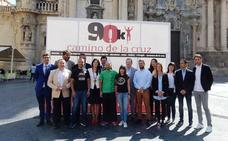 La segunda edición del '90K Camino de la Cruz' se celebrará el 6 de octubre aunando deporte, naturaleza y turismo