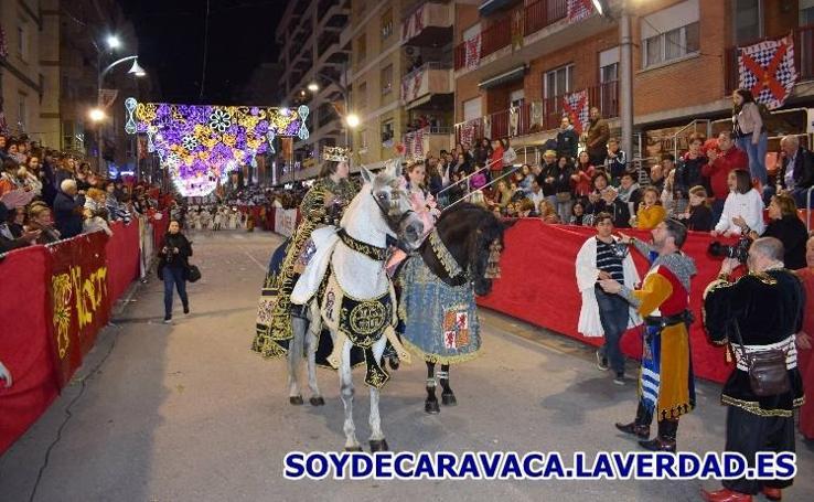 Desfile de Moros y Cristianos 2018-4
