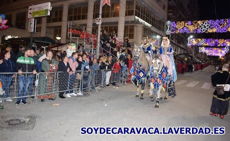 Desfile de Moros y Cristianos 2018-5