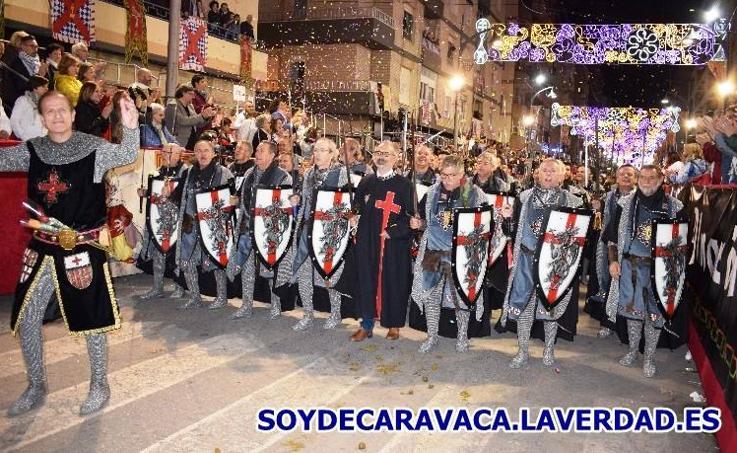 Desfile de Moros y Cristianos 2018-6