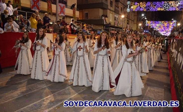 Desfile de Moros y Cristianos 2018-7