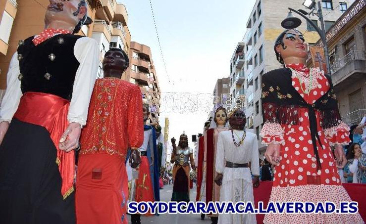 Desfile de Moros y Cristianos 2018-1