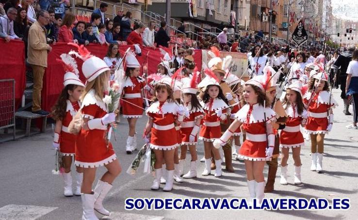 Desfile Infantil 2018-3 Cristianos