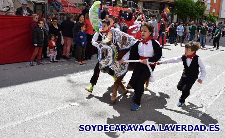 Desfile Infantil 2018-5 Caballistas