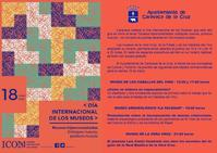 Caravaca se une este viernes al 'Día Internacional de los Museos' con puertas abiertas y actividades