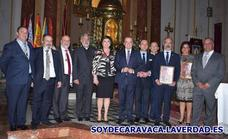 Distinciones de la Hermandad de Santa María de la Arrixaca 2