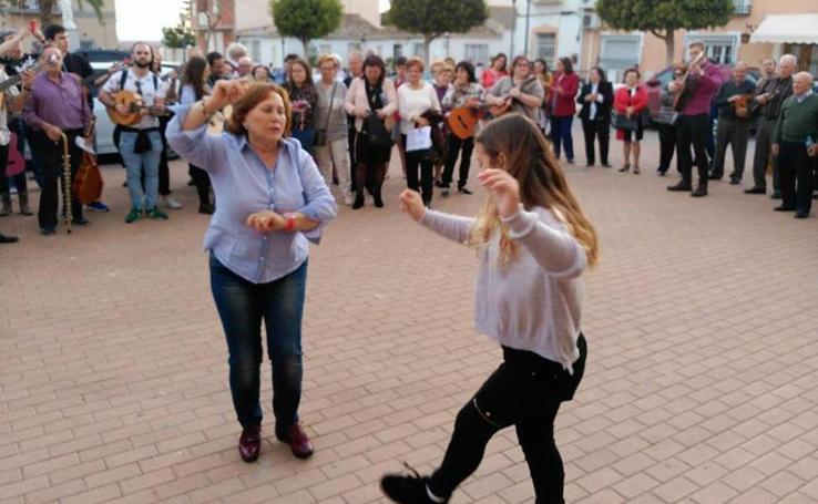 'Cantando a los Mayos' en Torre Pacheco