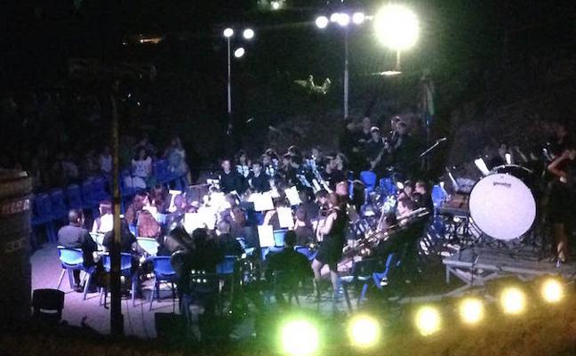 El Cabezo Gordo acoge el concierto más mágico