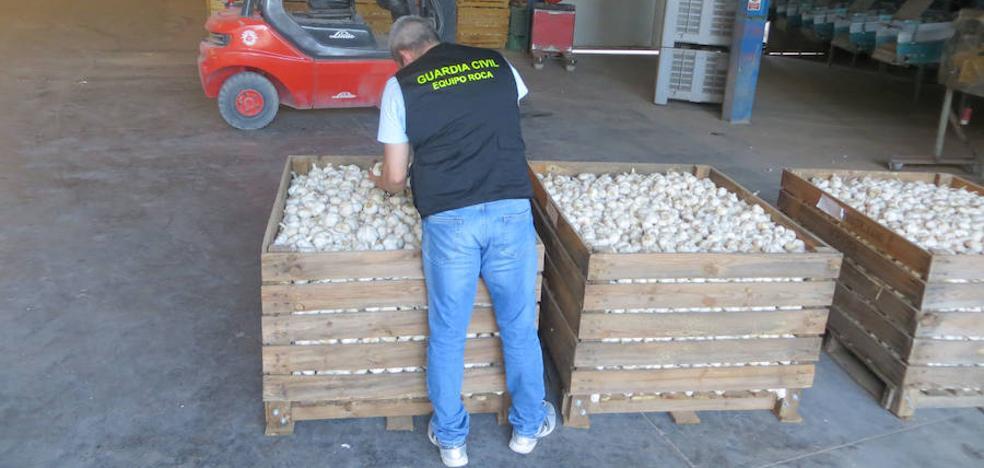 Desarticulan una red que estafó cerca de 20.000 euros a una empresa de Torre Pacheco