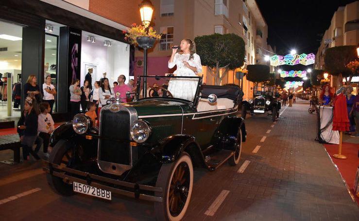 Color y ´exito de ventas en el 'Glamour Night' de Torre Pacheco