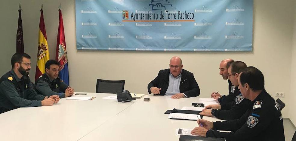 La Policía intensifica la vigilancia en Los Meroños y Santa Rosalía por los últimos robos
