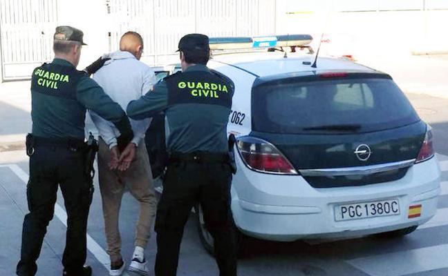 Un joven de 19 años, arrestado como presunto autor de 39 robos en Torre Pacheco